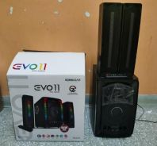 SONICGEAR EVO 11 Pro Audio