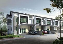 [Loan Rejected Unit]Double Story Freehold|22x80|RM500 deposit