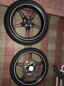 Sport rim y15zr standard