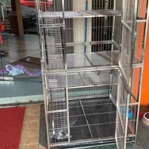 Aloi cat cage