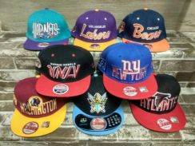 Snapback caps & hats