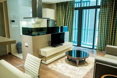 Stay in the city center ID design 1 bedroom type for 2200 only