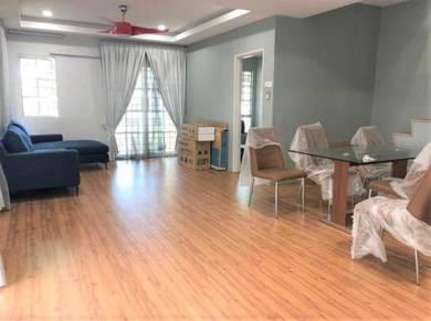 [offer murah] fully furnished endlot 2 storey presint 9 putrajaya