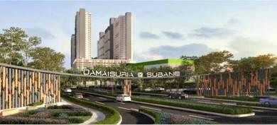 Low entry New launch - Seiring ResidensiDamaiSuria Subang