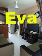 GOOD DEAL | Farlim Flat 4A Air Itam Furnished Renovated Near Econsave