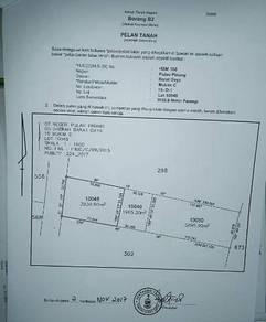 Kampung Permatang Pasir Balik Pulau.