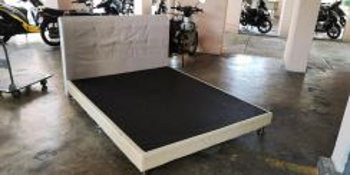 Secondhand Queen Size Divan Bed Frame BF 910