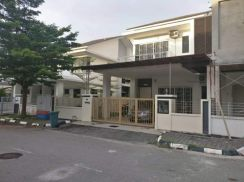 2 Sty Semid Perdana Height Lot 88 ( renovated & furnished)