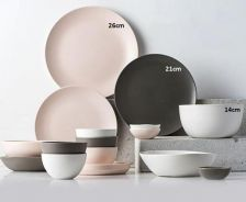 Hurry Up!! Unique &Quality Sweden Plate & Bowl Set