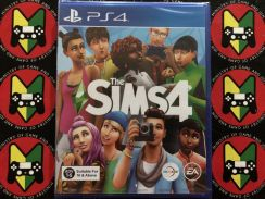 [NEW]PS4 The Sims 4