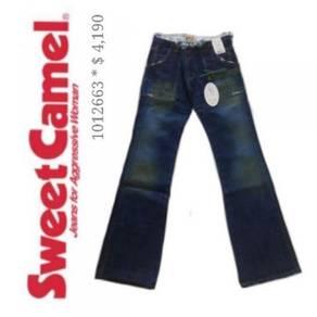 [Size 26~28] Sweet Camel Hip Star Jean ( 1012663 )