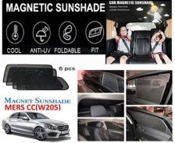 Mercedes-Benz W205 C-Class sunshade
