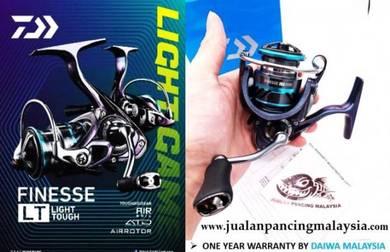 ORIGINAL 2020 Daiwa Finesse LT 1000 & 2000 UL REEL