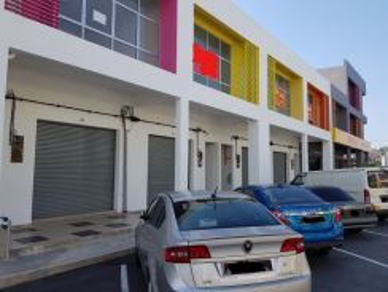 Ground Floor Shop For Rent IM7