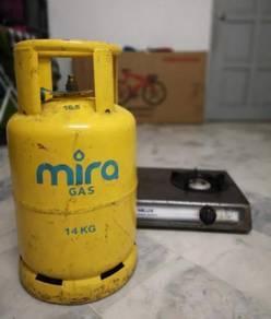 Tong gas mira ntuk dijual