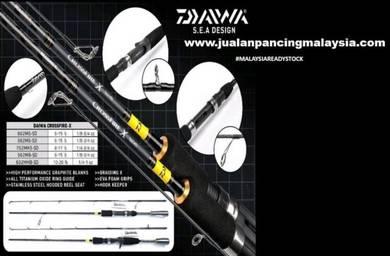 Original Daiwa Rod Crossfire X Spinning Rod