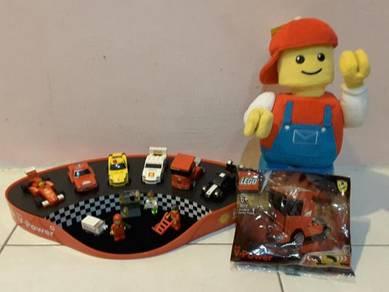 F1 FERRARI LEGO Shell SCU TRUCK Limited Edition