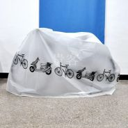 Bicycle protector cover
