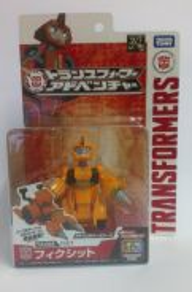 Transformers Adventure TAV05 Fixit