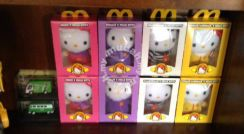 Limited Edition Full Set HELLO KITTY Land
