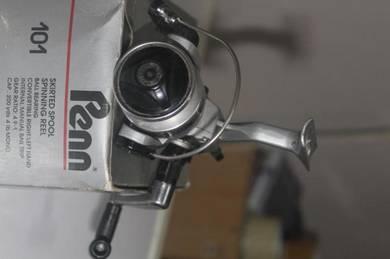 Fishing Reel PENN 101 Silver Series Spinning