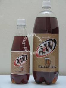 Botol A&W Coke Pet Bottle