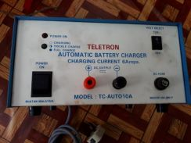 Pengecas Bateri TELETRON