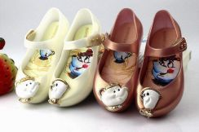 Kasut English Teapot Jelly Shoes