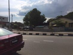 Freehold land with two houses along Siram Road Butterworth for sale