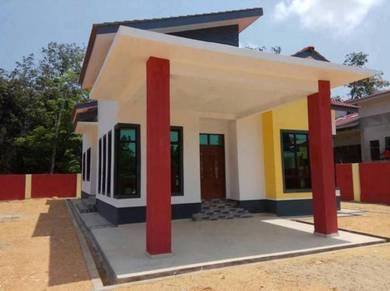 Villa Bebas Banjir di Bandar Pasir Tumboh untuk Dijual