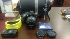NIKON D3100 FULL GEAR (5 items) - CHEAPEST IN TOWN