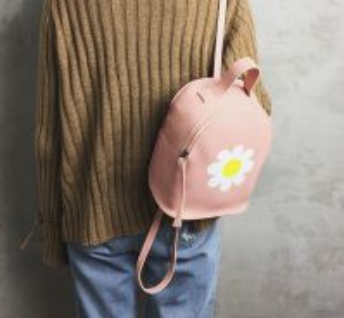 Ladies Backpack( BLSE 28454)