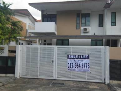 Semi Detached House Titiwangsa Kuala Lumpur