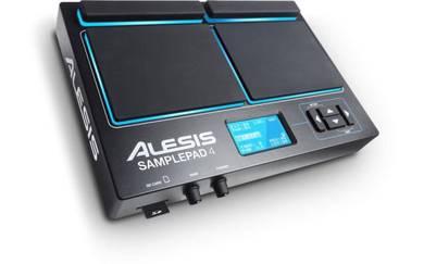 Alesis Sample Pad 4 - Drum & Percussion Pad