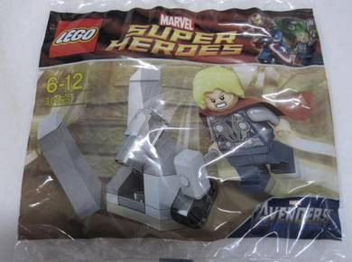 LEGO 30163 Thor And The Cosmic Cube