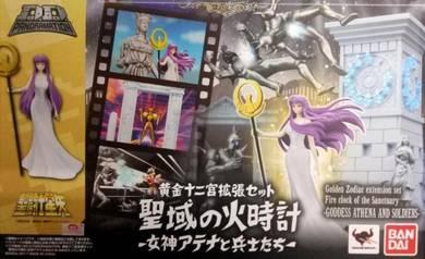 Bandai DDP Golden Zodiac Extension Set