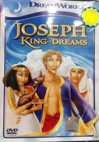 DVD Joseph King of Dreams Anime