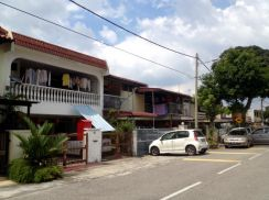 2 Storey House Taman City Jalan Kuching with Reno