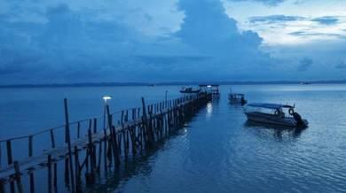 AMI Travel | 3D2N Twin Beach Resort, Pulau Sibu