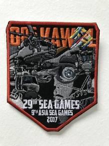 Ops Kawal - 29th Sea Games KL 2017 fun patch