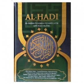 Al-Hadi Rumi size b5 padAng besar