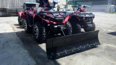 ATV Motor Linhai-Yamaha 400cc 4x4 (Rawang)