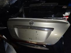 Nissan Latio Sedan Rear Bonnet