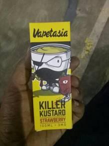 Vapetasia KILLER KUSTARD STRAWBERRY