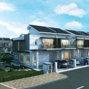 New 2 storey terrace freehold 0% downpayment