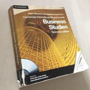 Cambridge Business Studies