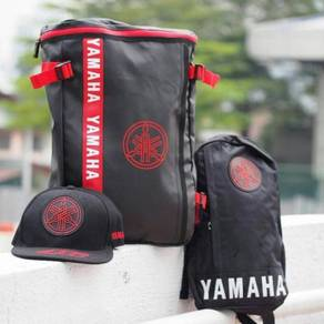 Set Yamaha backpacks