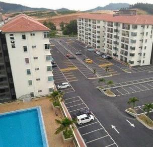 Apartment Residensi Warnasari 2 Basic Fitting Plus Table Top