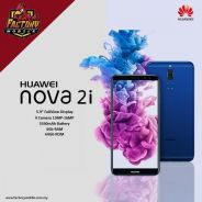 New Huawei nova 2i 4Gb Ram 64gb Rom My Set