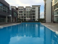 The Tropics Condo (New Unit Ground Floor) Jalan Song Kuching